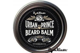 BushKlawz Urban Prince Premium Scented Beard Balm Leave-In Conditioner