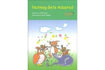 Nutmeg Gets Adopted