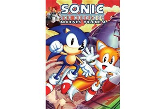 Sonic the Hedgehog Archives: Volume 14