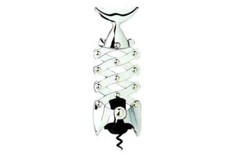 BarCraft Stainless Steel Lazy Fish Corkscrew