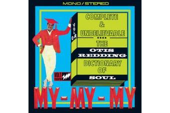 "Complete & Unbelievable...The Otis Redding Dictionary Of Soul (2LP 180 Gram Vinyl w/Bonus 7"")"