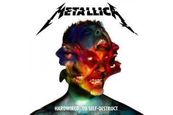 Hardwired...To Self-Destruct [3CD Deluxe Version]