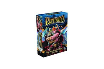 Runebound Third Edition The Mountains Rise Adventure Pack