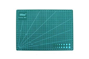 COMI A4 Self Healing Cutting Mat PVC Double Sided Engraving Board 3mm Thickness