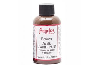 Angelus Leather Paint 120ml Brown