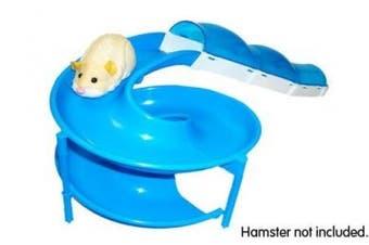 Zhu Zhu Pets Hamster Spiral Slide and Ramp Playset