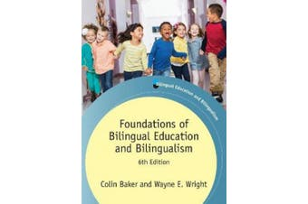 Foundations of Bilingual Education and Bilingualism (Bilingual Education and Bilingualism)