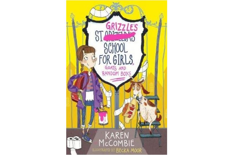 St Grizzle's School for Girls, Goats and Random Boys (St Grizzle's)