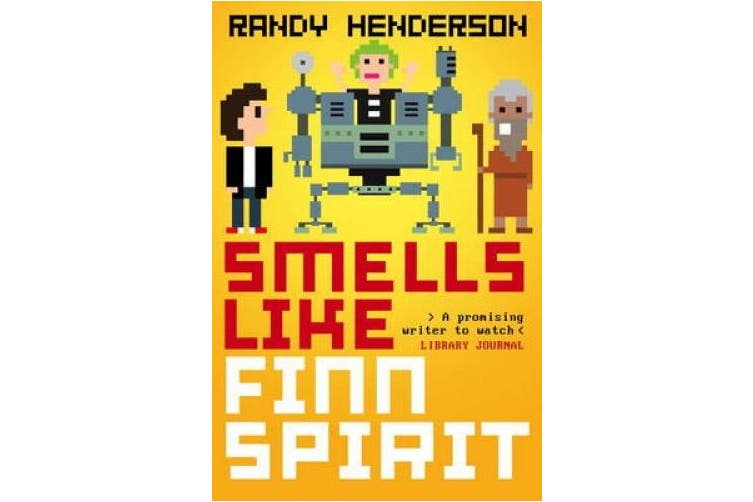 Smells Like Finn Spirit (Finn Fancy Necromancy)