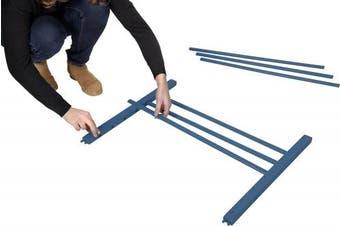 (Blue) - Badabulle Colour Pop Safety Gate, Blue