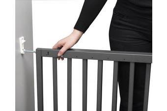 (Grey) - Badabulle Colour Pop Safety Gate Grey