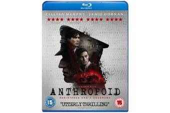 Anthropoid [Region B] [Blu-ray]