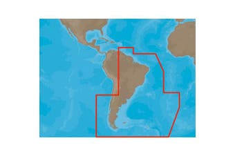 C-MAP Sa-M501 Sd Card Format Gulf Of Paria - Cape Horn - SA-M501SDCARD