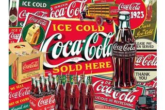 Buffalo Games Ice Cold Coca-Cola Jigsaw Puzzle (1000 Piece)