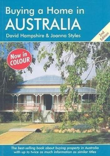 Buying a Home in Australia: A Survival Handbook (Buying a Home) Written in an entertaining style with a touch of humor, Buying a Home in Australia covers everything a prospective buyer could wish to know, including buying for investment or pleasure, the best places to live, finding your dream home, money matters, the purchase procedure, moving house, taxation, insurance, renting and much, much more. It is packed with vital information and insider tips to help readers avoid disasters that can turn their dream home into a nightmare. Buying a Home in Australia is essential reading for anyone planning to buy property in Australia and is designed to guide readers through the property maze and save them time, trouble and money!