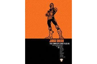 Judge Dredd: v. 6: Complete Case Files