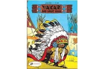 Yakari and Great Eagle: v. 1 (Yakari)