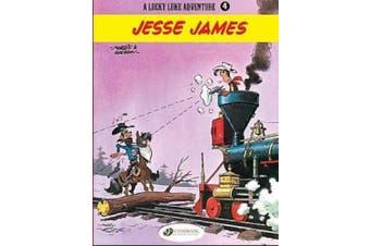 Jesse James (Lucky Luke Adventure S.)