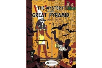 The Mystery of the Great Pyramid, Part 1 (Blake & Mortimer) (Pt. 1)