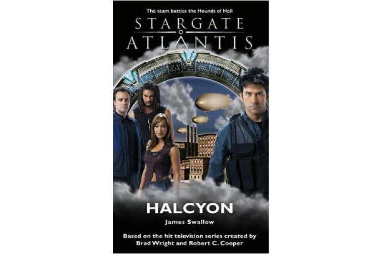Stargate Atlantis: Halcyon (Stargate Atlantis)