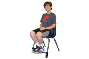 Bouncy Bands for Elementary School Chairs (Black Support Pipes)