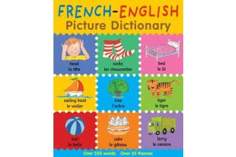 French-English Picture Dictionary. Catherine Bruzzone & Louise Millar (Picture Dictionary Series)
