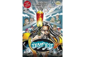 The Tempest Teaching Resource Pack (Classical Comics Teaching Resource Pack)