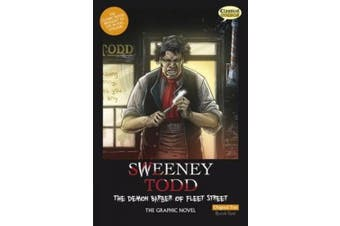 Sweeney Todd the Graphic Novel Original Text: The Demon Barber of Fleet Street