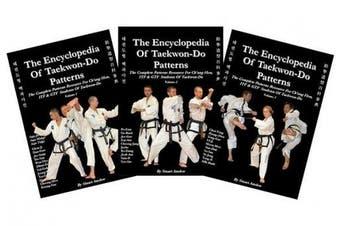 ENCYCLOPAEDIA OF TAEKWON-DO PATTERNS, 3 Volume Set