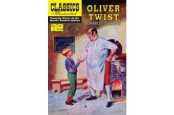 Oliver Twist (Classics Illustrated)