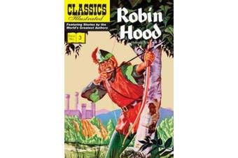 Robin Hood (Classics Illustrated)