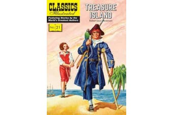 Treasure Island (Classics Illustrated)