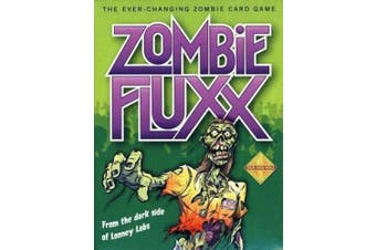 (Zombie Fluxx) - Zombie Fluxx Card Game
