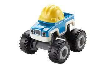 (Worker Truck) - Fisher-Price Nickelodeon Blaze and the Monster Machines Worker Truck