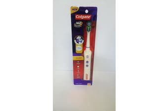 Colgate 360 Whole Mouth Clean Powered Toothbrush, Soft, 0.1kg