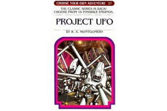 Project UFO (Choose Your Own Adventure (Paperback/Revised))