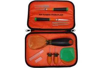 360 Pumpkin Products Ultimate Pumpkin Carving Kit