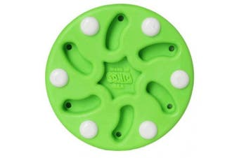 (One Size, Green) - Sonic Sports, Inc. Sonic Inline Hockey Puck