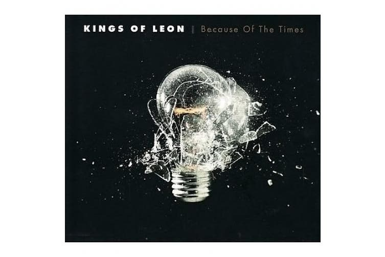 Because of the Times [CD/DVD]