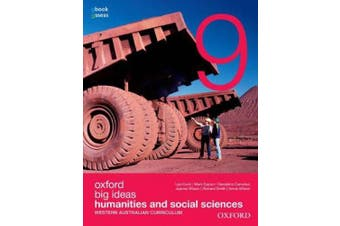 Big Ideas Humanities & Social Sciences 9 WA Curriculum Student book+obook assess