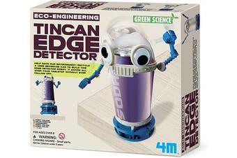 (Tin Can Edge Robot) - 4M Tin Can Edge Detector Science Kit