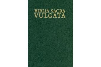 Biblia Sacra Iuxta Vulgatam Versionem [Latin]