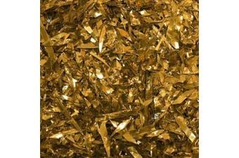 (Gold) - 45ml Gold foil confetti