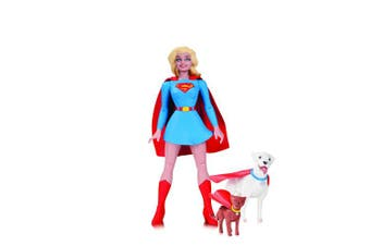 DC Comics Designer Series Supergirl by Darwyn Cooke Action Figure by DC Comics