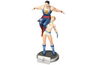 DC Collectibles DC Comics Bombshells: Power Girl & Superman Statue