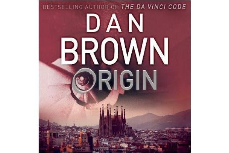 Origin: (Robert Langdon Book 5) [Audio]
