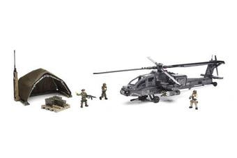 Mega Consturx Call Of Duty Anti-Armour Helicopter Collector Construction Set