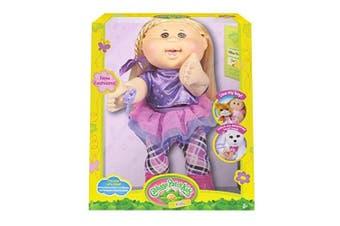 (Rocker) - Cabbage Patch Kids 36cm Kids - Blonde Hair/Brown Eye Girl Doll in Rocker Fashion