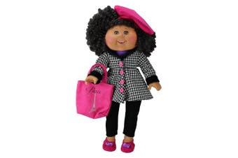 Cabbage Patch Kids 46cm Big Kid Collection, Eden Joelle the World Traveller