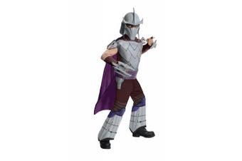 (Large, One Color) - Teenage Mutant Ninja Turtles Deluxe Shredder Costume, Large